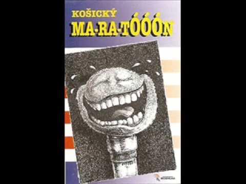 Košický maratón   August 2004