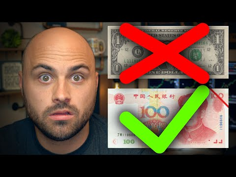Iran Ditches The Dollar For Chinese Yuan