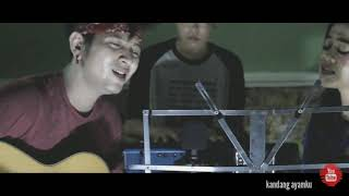 Kangen band - cinta yang sempurna (cover)  Rifaldo feat Rita Agata Daung key