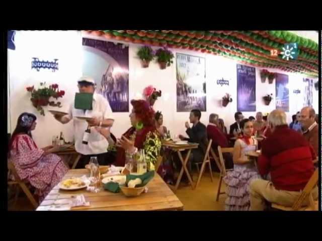 Los Morancos - El Paco ligando con otra en la Feria