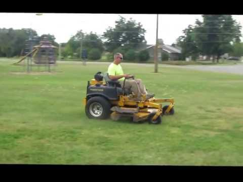 2006 Hustler Super Z lawn mower for sale | sold at auction August 7, 2013