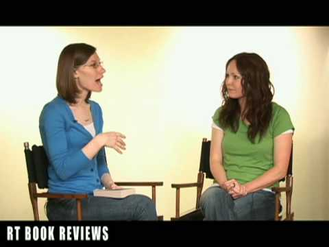 Author Gena Showalter is interviewed by RT BOOK REVIEWS Part I
