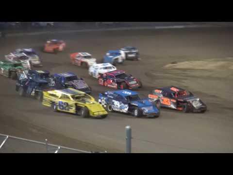 IMCA Sport Mod feature Independence Motor Speedway 8/5/17