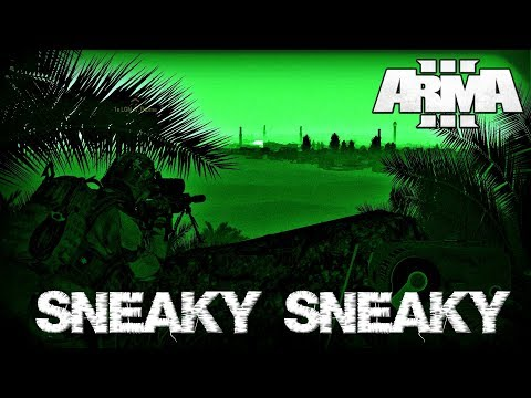 ArmA 3 Realism Gameplay - Operation Sheildwall - Sneaky Sneaky