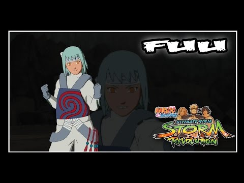 Naruto Shippuden: Ninja Storm Revolution - Jinchuuriki DLC Pack - FUU // Moveset