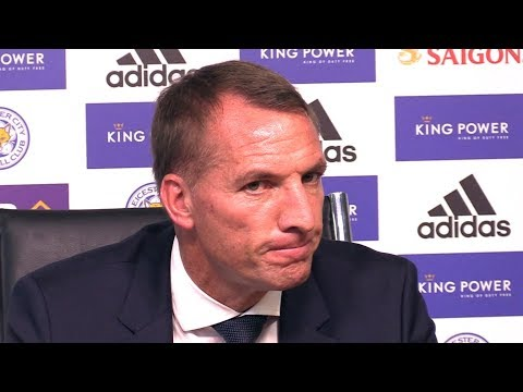 Leicester 2-1 Tottenham - Brendan Rodgers Full Post Match Press Conference - Premier League