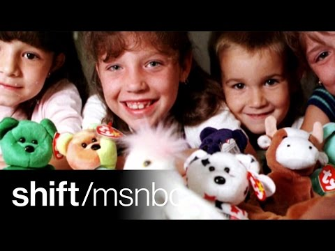 The Beanie Baby Bubble...And Burst | shift | msnbc