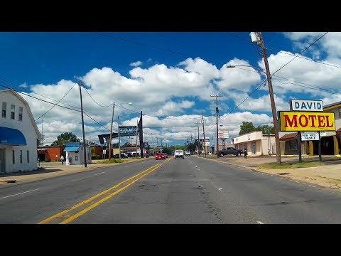 Road Trip #166 - US-80 W/US-79 S - Bossier City, Louisiana