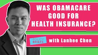 Gambar cover Policy Briefs: Lanhee Chen On Competition in the Health Insurance Market