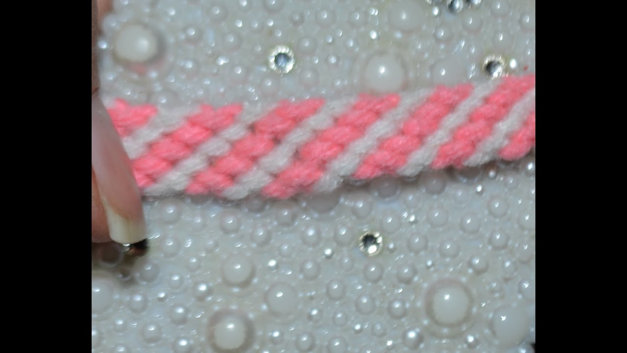 Friendship band DIY- How to make Friendship Band at home ...