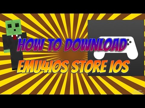 how to download emu4ios store