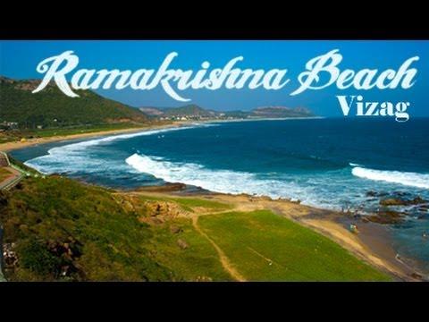 Ramakrishna Beach Youtube