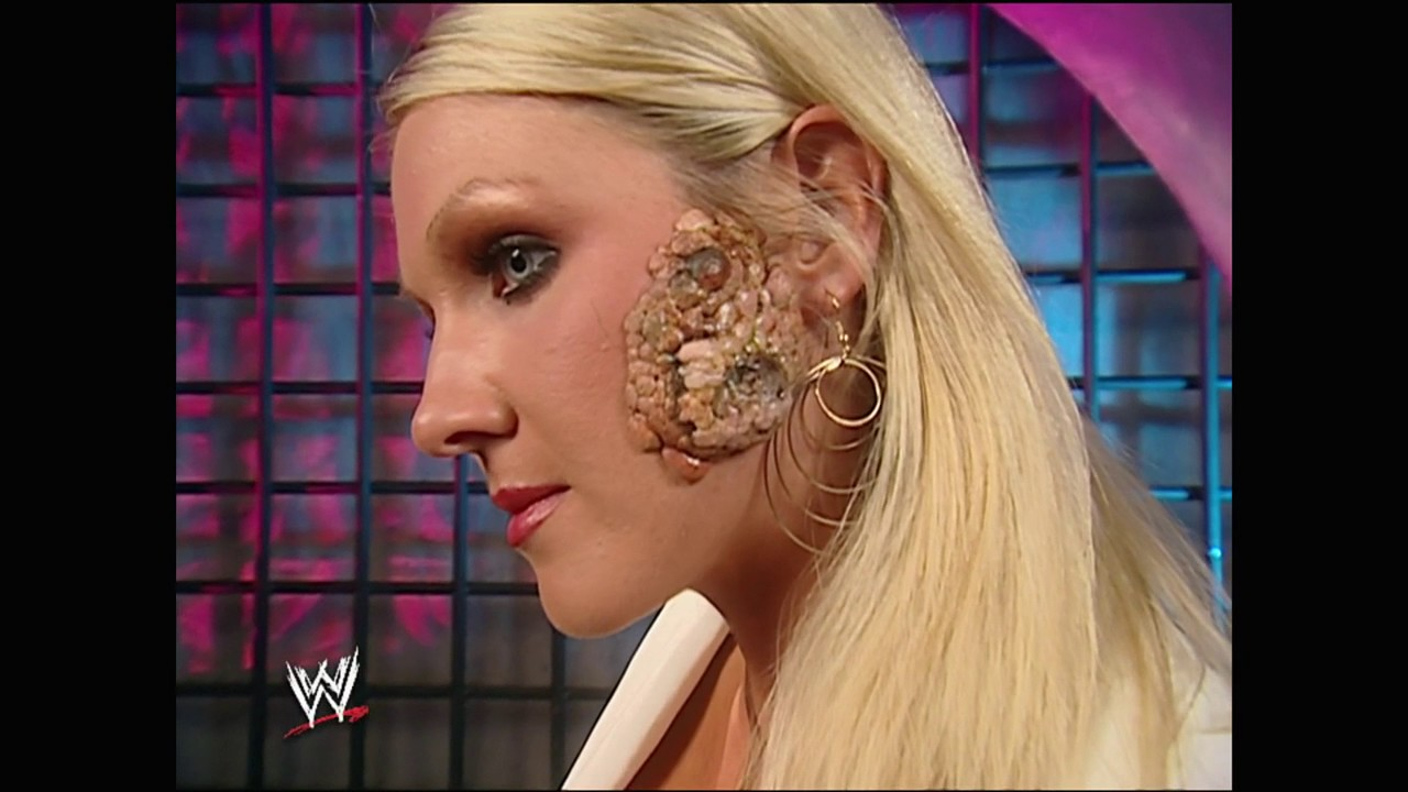 Not Wwe jillian hall