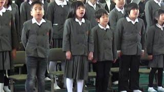 平成28年阿蘇市立古城小学校閉校式