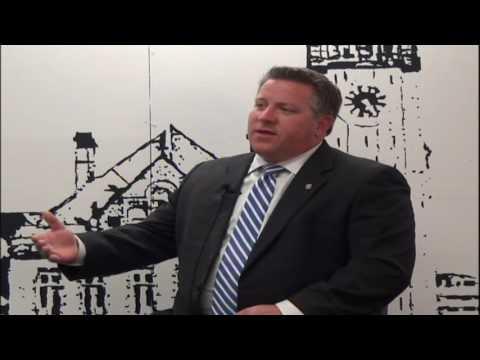 The Jewish View-Dan McCoy, Albany County Executive (D – Albany)