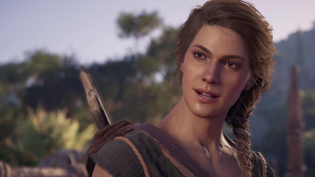 Assassins Creed Odyssey I MADE KASSANDRA EVIL Dialogue Choices Cutscene and Kill Choice