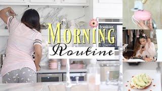 My Morning Routine 2017 - - MissLizHeart