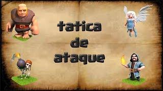 Clash of Clans - estratégia de ataque (FARM)
