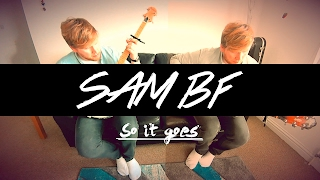 Fingerstyle Original So It Goes Sam BF