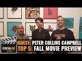 Spesial Cinemajaw 438 Peter Collins Cbell