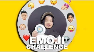 Video EMOJI CHALLENGE With Saleha Halilintar download MP3, 3GP, MP4, WEBM, AVI, FLV Mei 2018