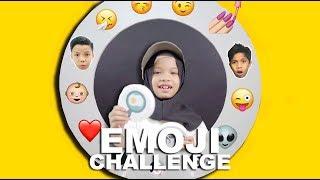Video EMOJI CHALLENGE With Saleha Halilintar download MP3, 3GP, MP4, WEBM, AVI, FLV Agustus 2018