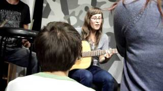 Lemuria - In A World Of Ghosts (live acoustic Moscow 25.08.11)