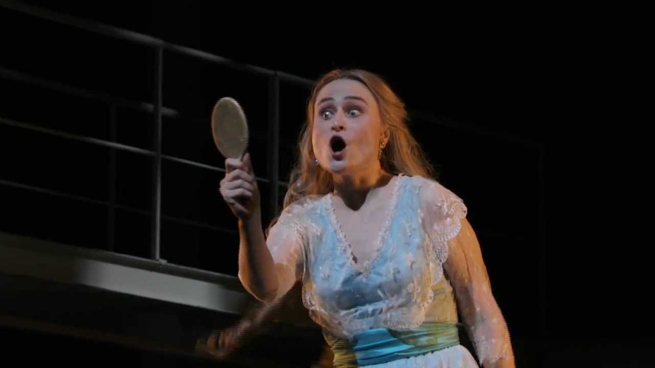 Faust: Jewel Song -- Marina Poplavskaya (Met Opera)