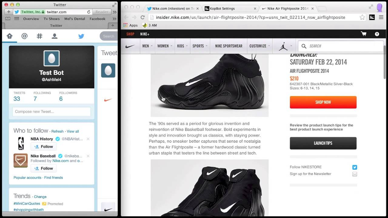 updated sneaker bot for free - FREE ONLINE