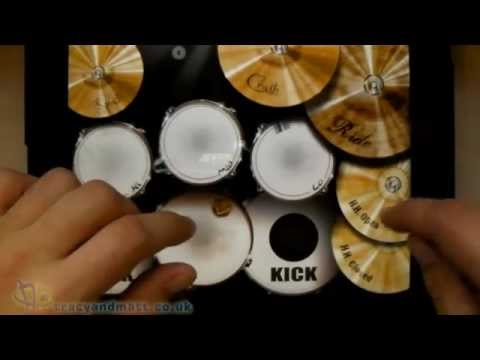 Drums for iOS demo