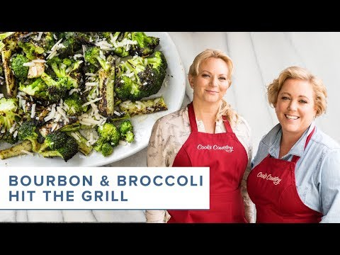 Why You Should Be Grilling Broccoli and How to Make the Ultimate Grilled Bourbon Steak