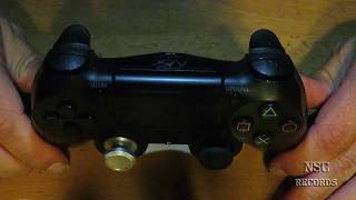 PS4 Aluminium Stick FTW By:NSC