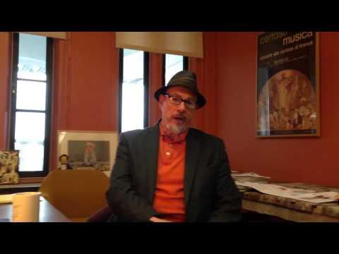 Interview with UAlbany studio art professor David Carbone