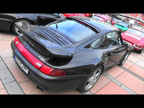 Porsche 911 Turbo (993) - Porsche Club Pforzheim South-West-