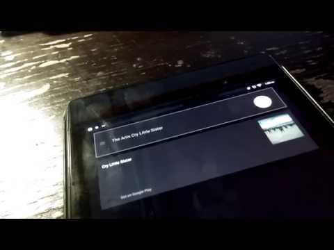 Google Now! Music ID testing