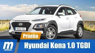 Hyundai Kona 1.0 TGDI 120 CV | Test & review en Español