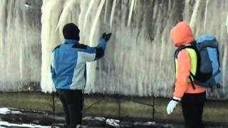 Поездка в форт Тотлебен(23.12.2012 на велосипедах по льду Финского залива., 2013-08-07T07:55:43.000Z)