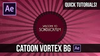 Quick Tutorials: Erstellen Sie eine Coole Cartoon-Vortex-Hintergrund in After Effects