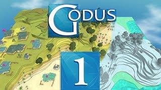 Godus - Ep. 1 - Découverte
