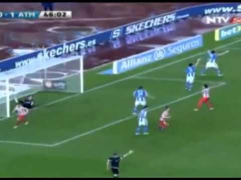 Real Sociedad vs Atlético de Madrid 2011/2012 Resumen.wmv