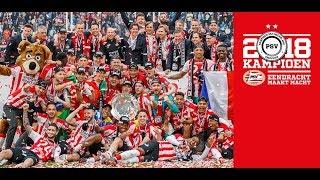 Homenaje al PSV Campeón 2018