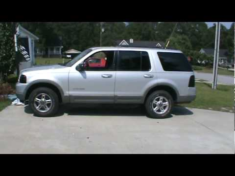 2002 Ford Explorer 4 0 Xlt Youtube