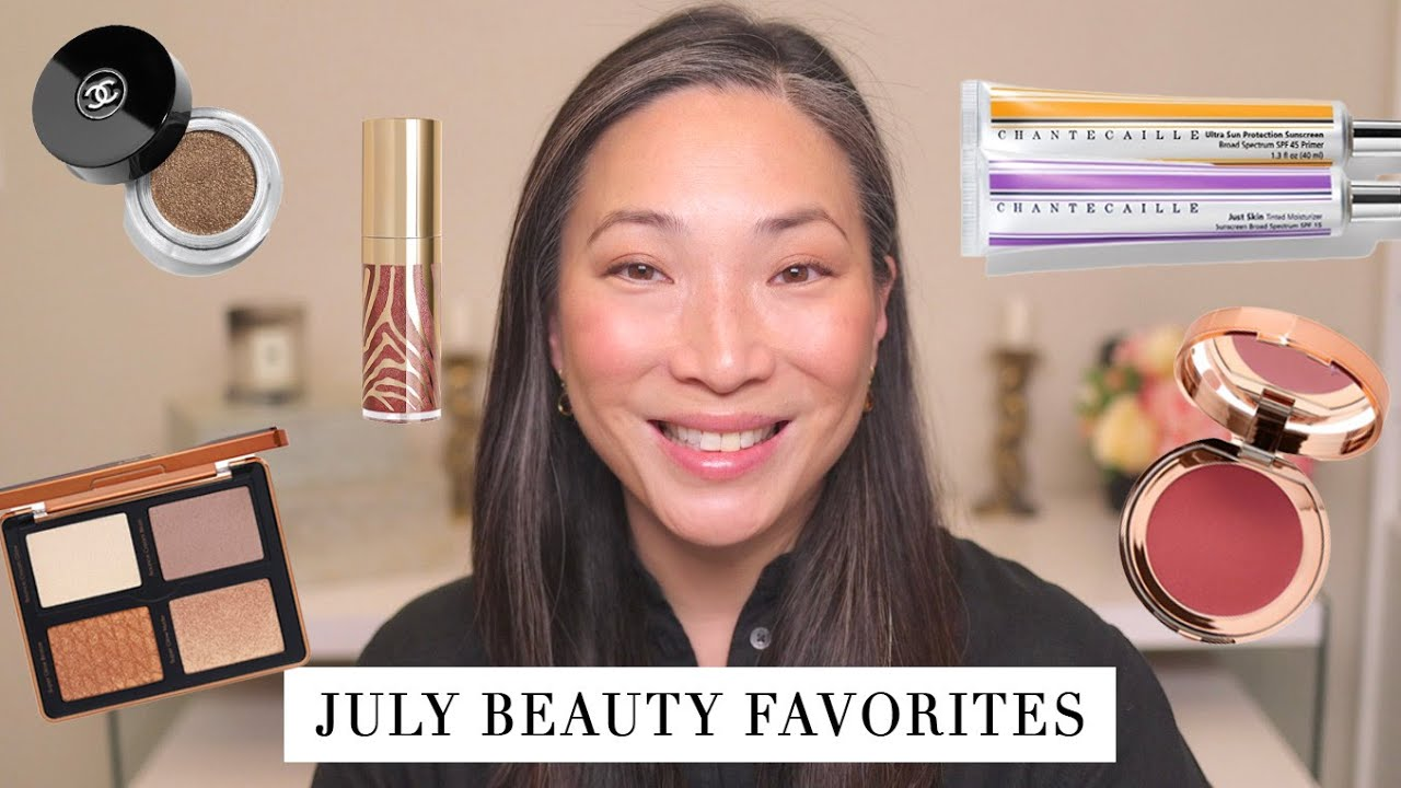 JULY BEAUTY FAVORITES / 2020