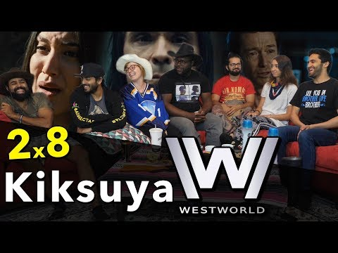 Westworld - 2x8 Kiksuya - Group Reaction