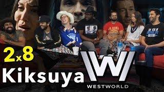 Westworld - 2x8 Kiksuya - Group Reaction