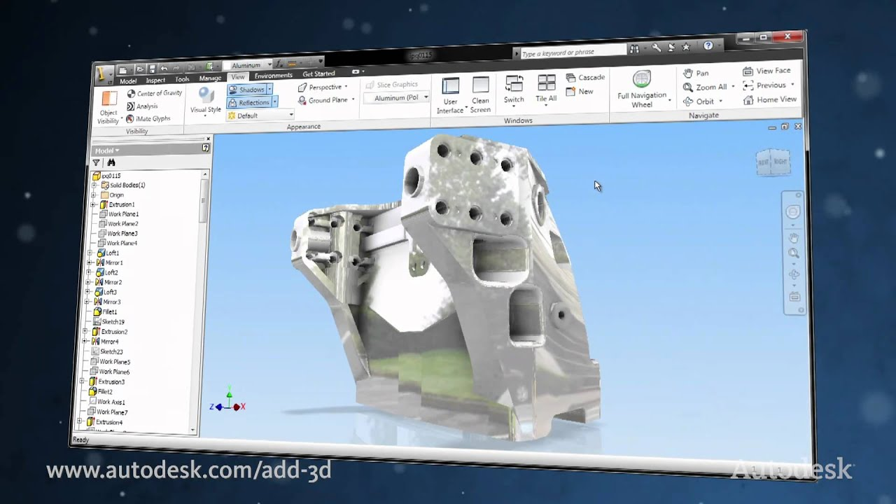 Autodesk® Inventor® LT Suite » I-Vtech Solutions Pte Ltd