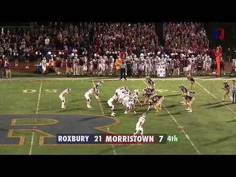 Morristown Colonials vs Roxbury Gaels Football