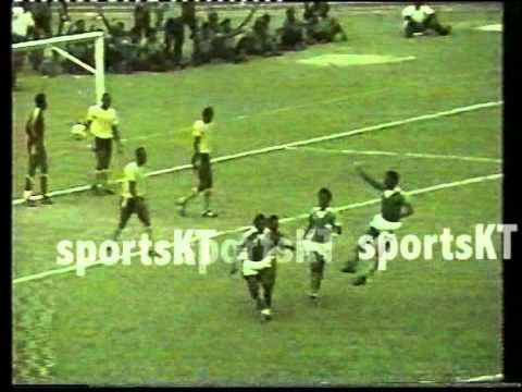 MUDA LAWALS 1980 AFRICAN CUP OF NATIONS HIGHLIGHTS 1