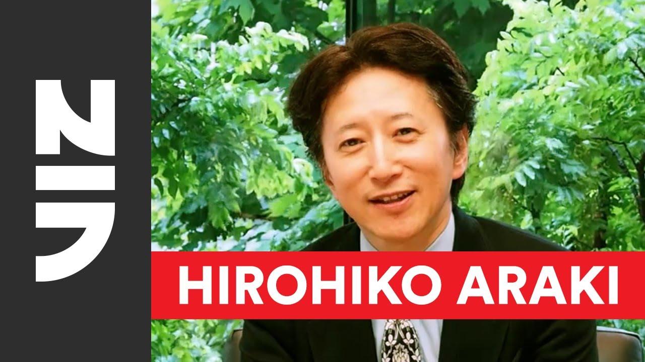 Araki Sensei Talks Diamond Is Unbreakable   JoJo's Bizarre Adventure   VIZ