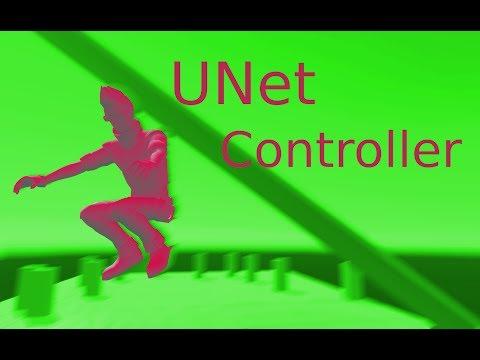 Authoritative Controller for UNet : Unity3D